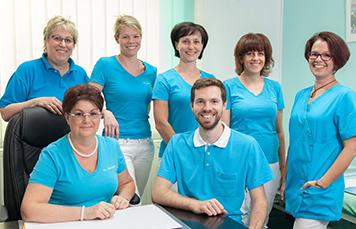 Praxis Dr Wuestefeld Team