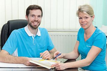Praxis Dr Wüstefeld Team