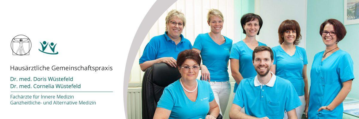 Team Praxis Dr Wüstefeld